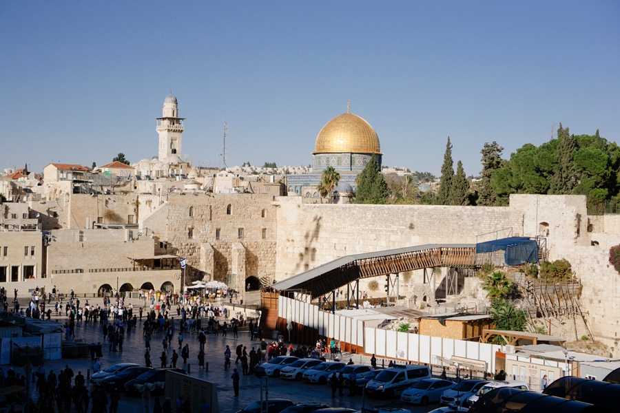 Jerusalem – One Magical & Spiritual Weekend