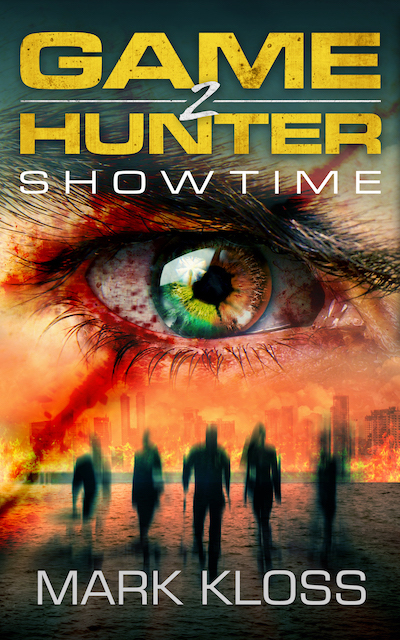Game Hunter Book Two, Showtime – is now out!