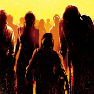 Why did I choose to write about zombies?