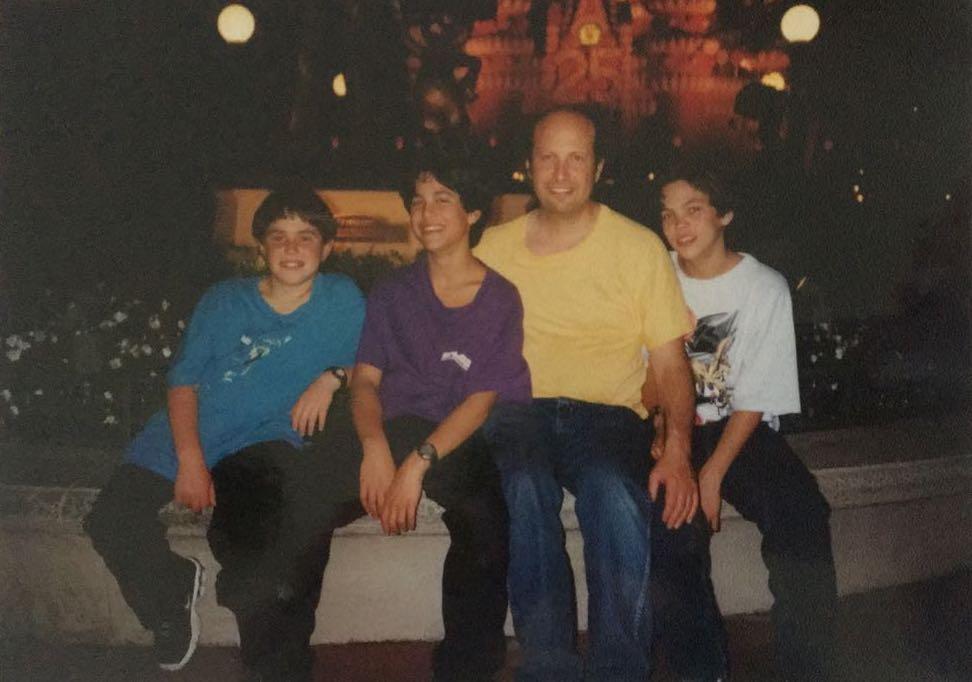 My Life – A Family Man